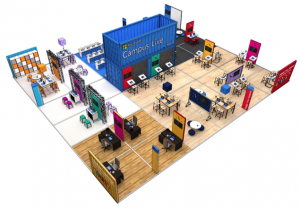Bett_2017_Microsoft_Partner_Village